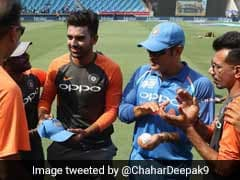 I Want To Be The New Ball Bowler Who Can Bat Too: Deepak Chahar