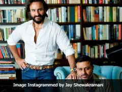 Saif Ali Khan All Set To Star In Jay Shewakramani's <i>Jawani Janeman</i>
