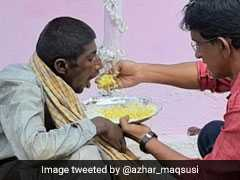 """This Hyderabad Man Feeds The Poor Daily, Says, """"Hunger Has No Religion"""""""