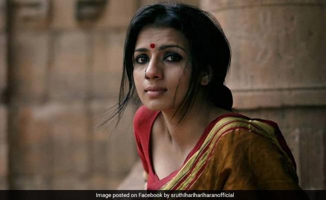 South Actress Sruthi Hariharan Names Arjun Sarja In #MeToo Account, Actor Dismisses Allegations As 'Baseless'