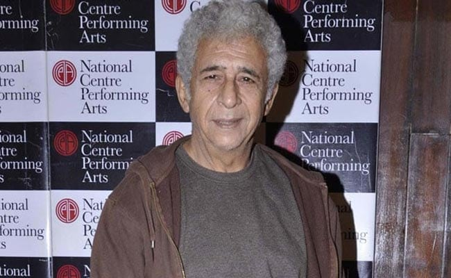 Naseeruddin Shah on mob violence comments