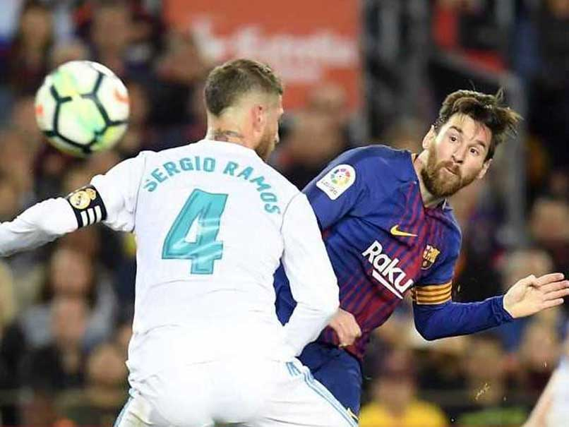 La Liga: Barcelona And Real Madrid Scrap For Revival As Clasico Looms