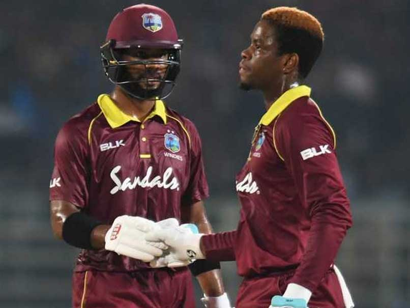 2nd ODI: Shai Hope, Shimron Hetmyer Help Windies Salvage Draw In Cliffhanger vs India