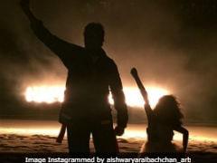Aaradhya's Birthday Post For 'Dadaji' Amitabh Bachchan, Via Mom Aishwarya's Instagram
