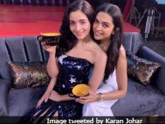 'Girl Power All The Way!' Deepika Padukone And Alia Bhatt Are This Season's Openers For <i>Koffee With Karan</i> 6
