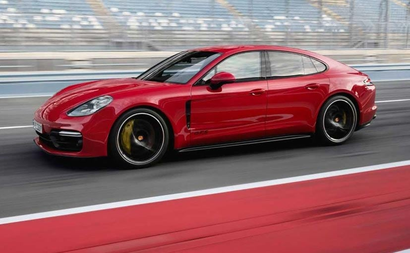 The GTS models get Porsches new Sport design package which adds to the road presence.