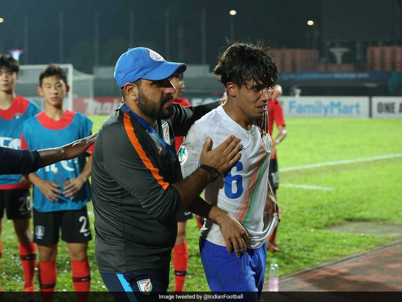 Fans Applaud Team India After Courageous Display In AFC U-16 Tournament vs South Korea. Watch