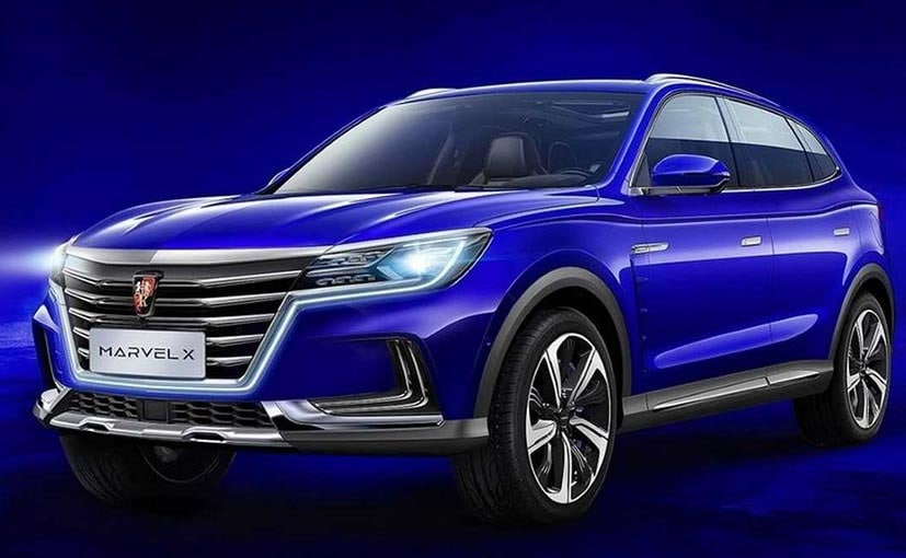 The electric SUV will be MG Motors' second product to be launched in India