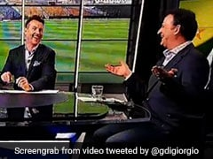 Watch: Mark Waugh
