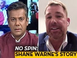 Exclusive: Shane Warne On Sachin vs Lara, Bookies And Failed Relationships