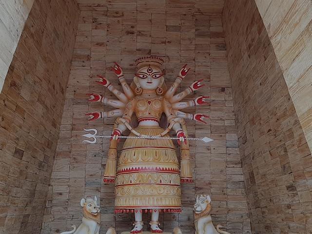 Video : সেলিমপুর পল্লীর দুর্গা পুজো 2018