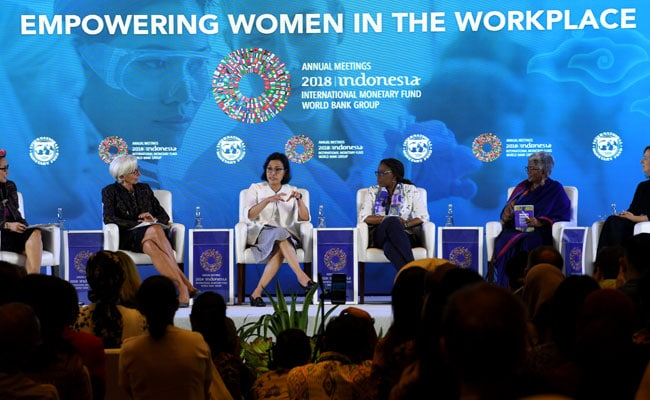 Who Runs The (Economic) World? It Might Soon Be Women