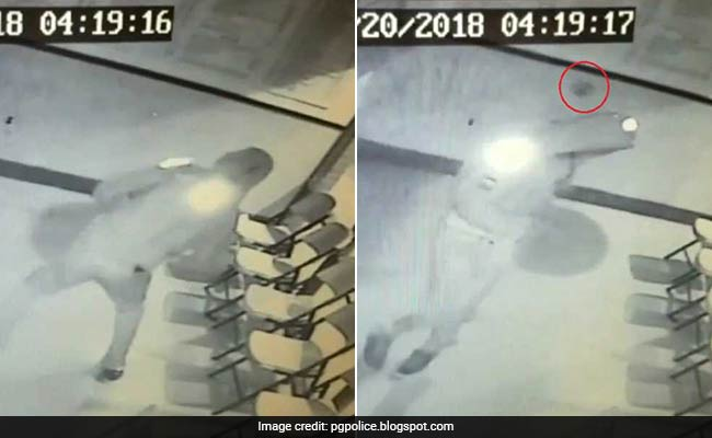 Ouch. US Burglar Throws Brick At Glass Only To Have It Bounce Back Into His Face