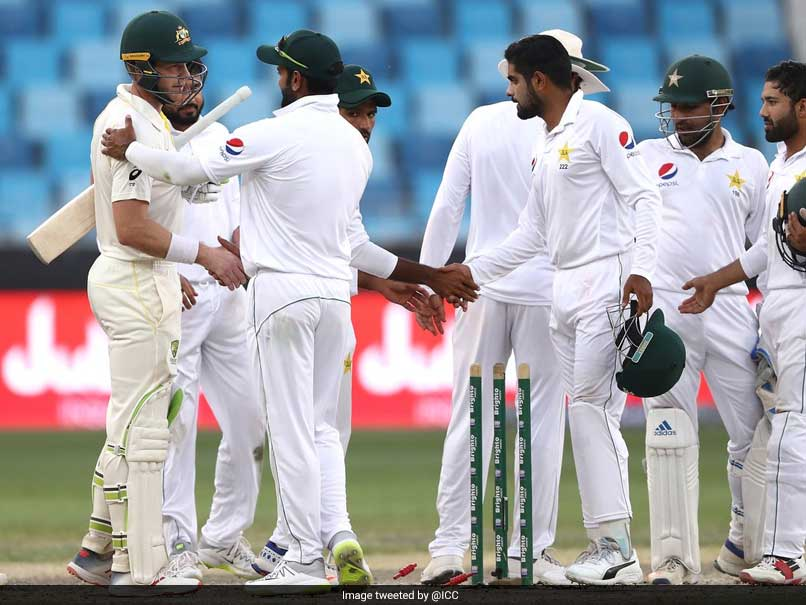 Pakistan vs Australia: Dubai witnesses a rare instance in Test cricket