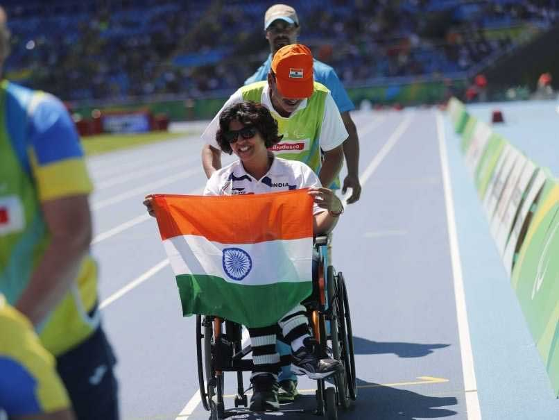 Asian Para Games: Paralympic Medallist Deepa Malik Wins Bronze In Discus Throw