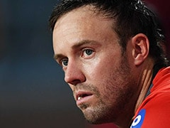 AB De Villiers Included In Draft For South African T20 League