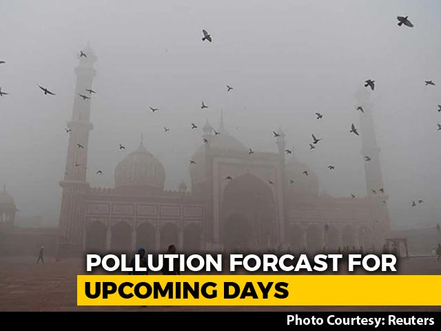 Video : Air Pollution Forecast: How Different Areas In Delhi-NCR Will Breathe