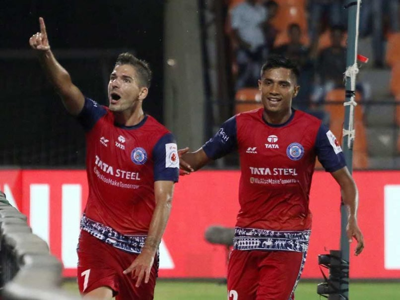 ISL: Jamshedpur FC Blank Mumbai City 2-0 In Their Season Opener