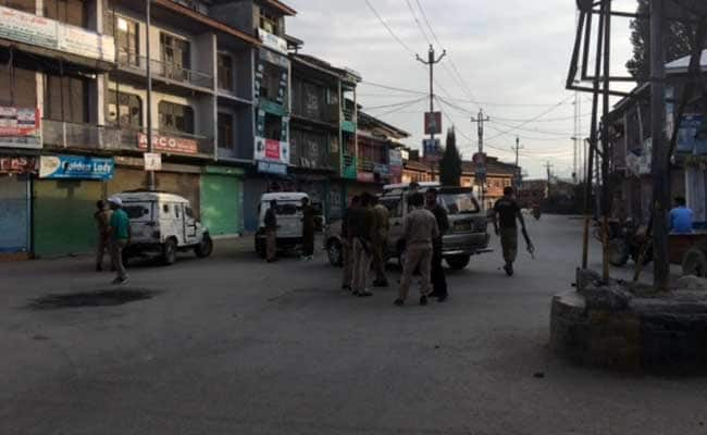 8 Lashkar Terrorists Arrested For Threat Posters In Jammu And Kashmir