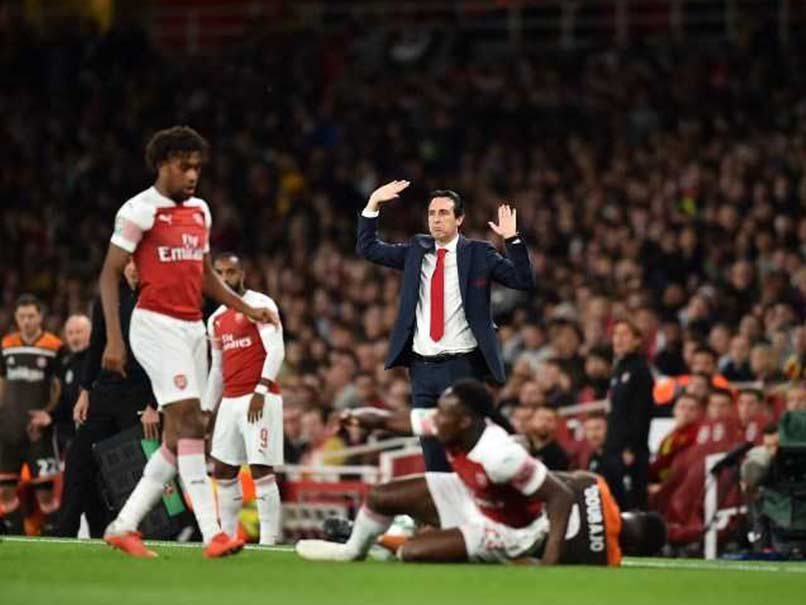 Struggling Arsenal Needed Fresh Start After Arsene Wenger, Says Unai Emery