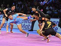 PKL: Bengal Warriors Beat Telugu Titans, Pink Panthers Defeat Steelers