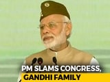 "Video : ""Contributions By Others Ignored"": PM Modi's Jibe On Gandhis At Red Fort"