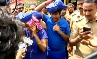 Woman Held Up At Sabarimala Entrance, Allowed In After Proving She Is 52