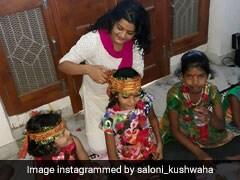 Navratri 2019: जानिए नवरात्रि के दौरान क्यों किया जाता है कन्या पूजन