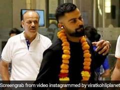 IND vs WI: एयरपोर्ट पर दिखे विराट कोहली तो फैन्स का हुआ ये हाल, ऐसे हुआ स्वागत, वायरल हुआ VIDEO
