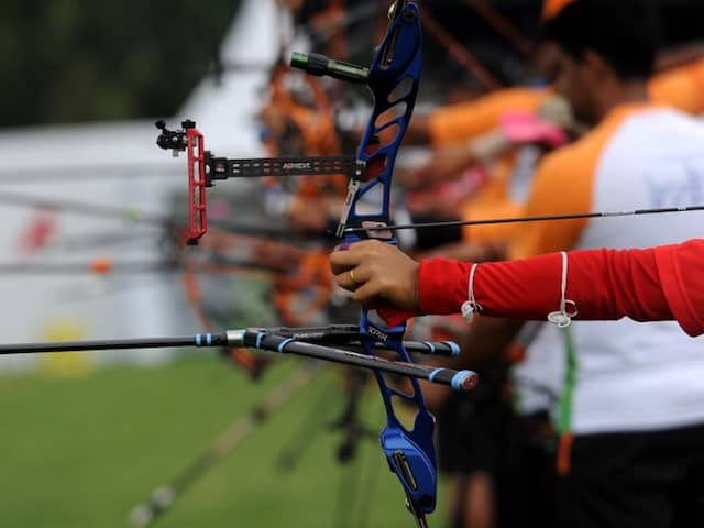 Farmers Son Akash Malik Claims Indias Maiden Archery Silver At Youth Olympics