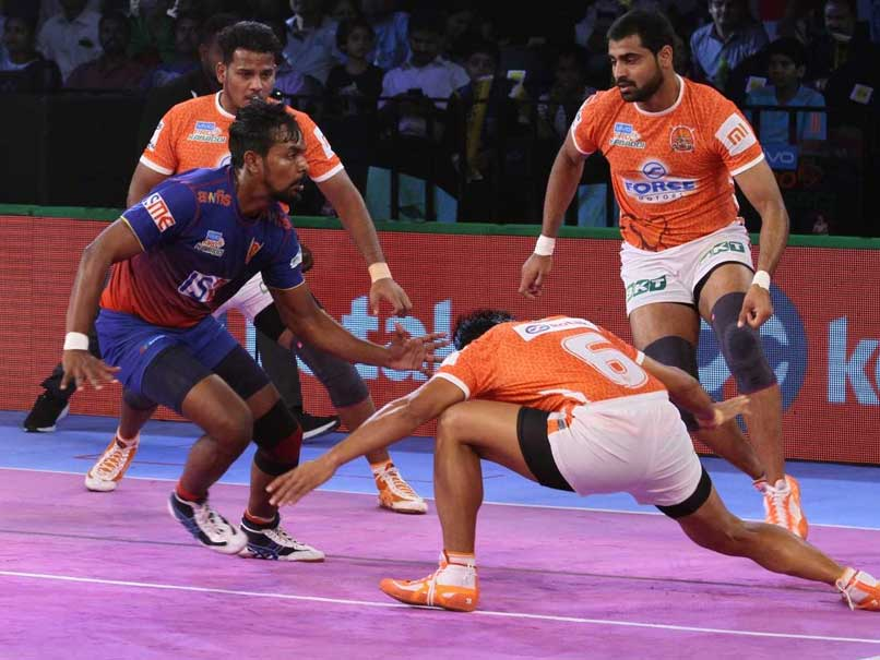 Pro Kabaddi League: Puneri Paltan Beat Dabang Delhi, Bengaluru Bulls Edge Out Patna Pirates