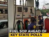 Video : Centre Slashes Fuel Prices By Rs. 2.50, Ten States Follow