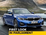 Video : First Look: New-Gen BMW 3 Series - 2018 Paris Motor Show