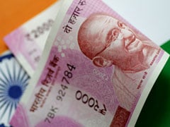 Rupee Ends Higher At 68.54 Against Dollar