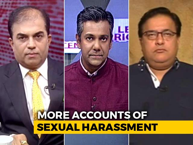 Video : India's #MeToo Movement Gains Momentum