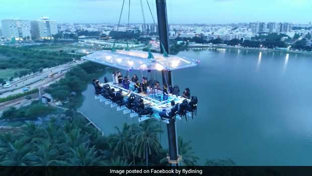Image result for fly dining agra