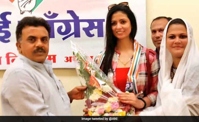 Cricketer Mohammed Shami's Wife Hasin Jahan Joins Congress