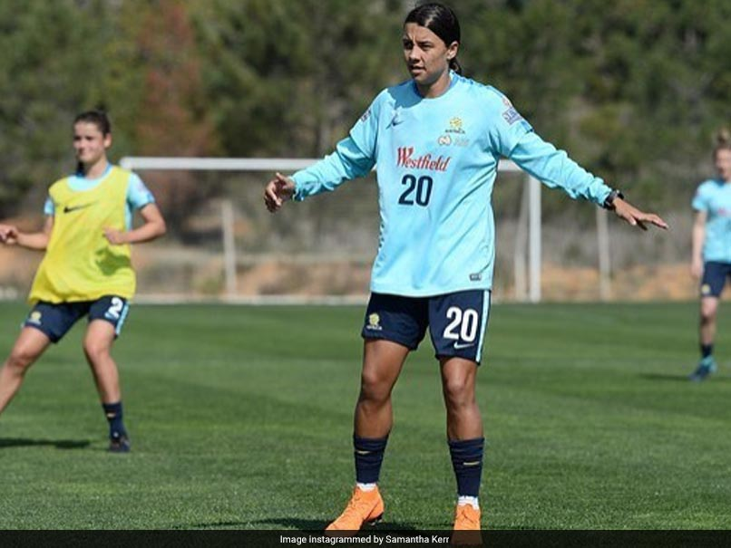 Aussie Football Sensation Samantha Kerr Nominated For Women's Ballon d'Or