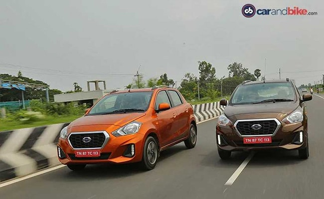 It's likely that  there will be no changes made to the exterior styling of the Go and Go+