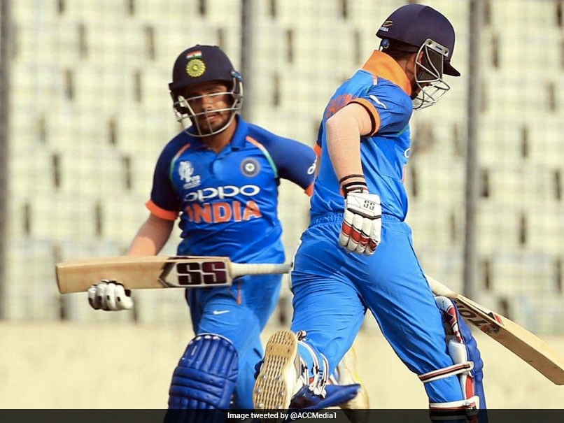 Under-19 Asia Cup: India Clinch Title For Record  Sixth Time