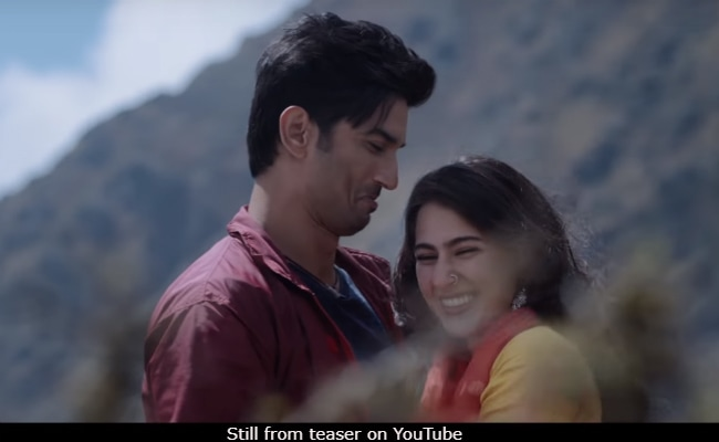 Kedarnath Teaser: Sara Ali Khan, Sushant Singh Rajput's 'Power Of Love' Will Win You Over