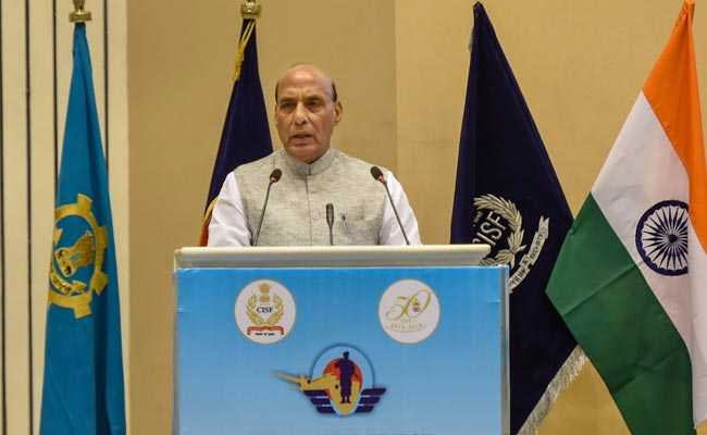 'Terrorists Pushing Limits, Even Their Underpants,' Says Rajnath Singh