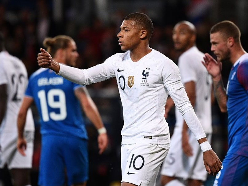 Kylian Mbappe Cameo Helps France Avoid Shock Defeat To Iceland
