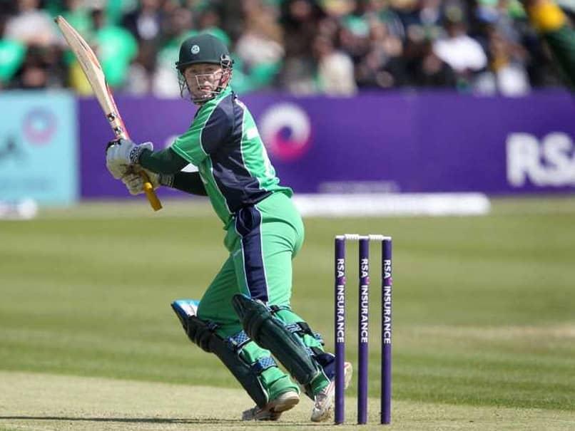 Irelands Niall OBrien Retires From International Cricket