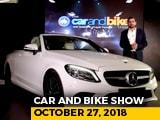 Video : CNB 750 Special: C-Class Convertible Launch On CNB, 2018 Hyundai Santro