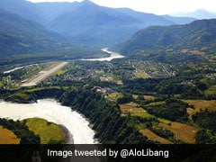 Arunachal, Assam On Alert As Tibet Landslide Causes Siang River To Swell