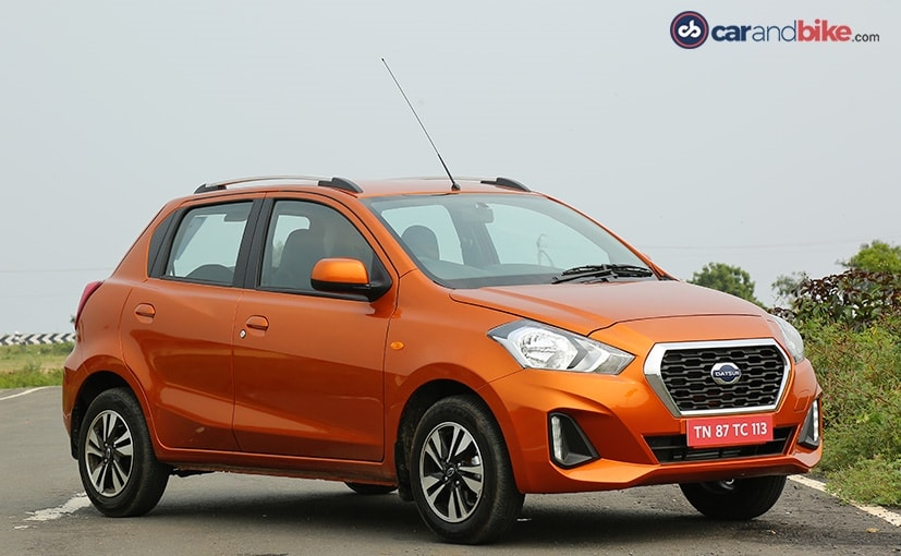 2018 Datsun GO And GO+ Facelift Review - NDTV CarAndBike