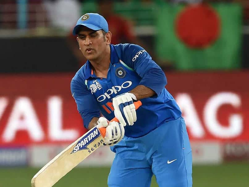 MS Dhoni Is My Favourite Indian Cricketer, Says Pakistans Sana Mir