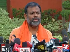 Swami Paripoornananda Joins BJP, May Campaign In Telangana Elections