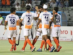 India Outclass South Korea In Asian Hockey Champions Trophy